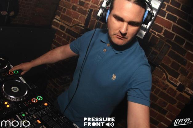 DJ Ollie @ Pressure Front 2014
