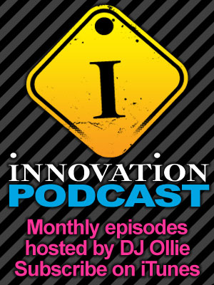 Subscribe to the Innovation Podcast hosted by DJ Ollie