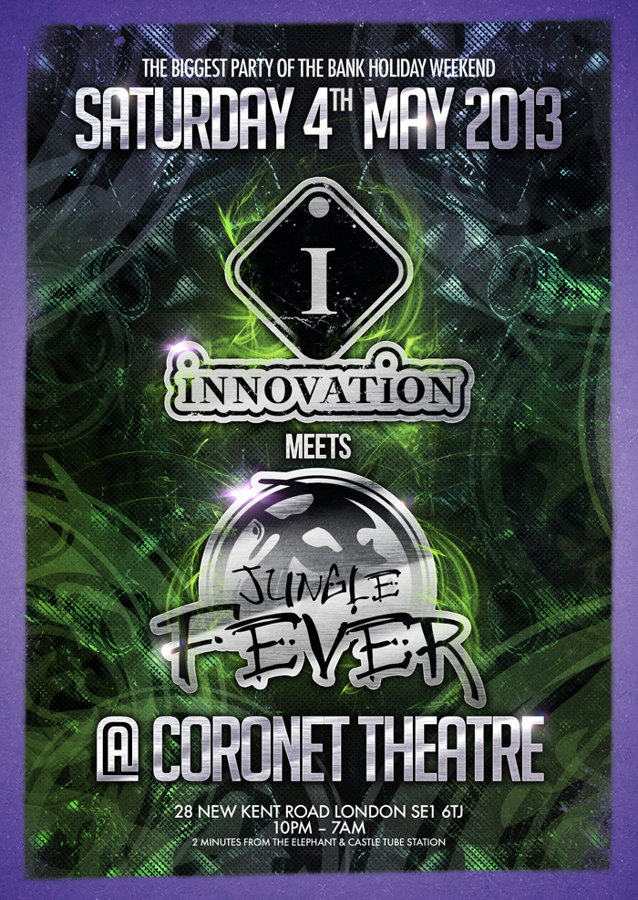 Innovation & Junlge Fever 4th May 2013