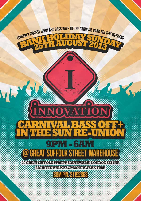 Innovation Carnival / In The Sun Reunion