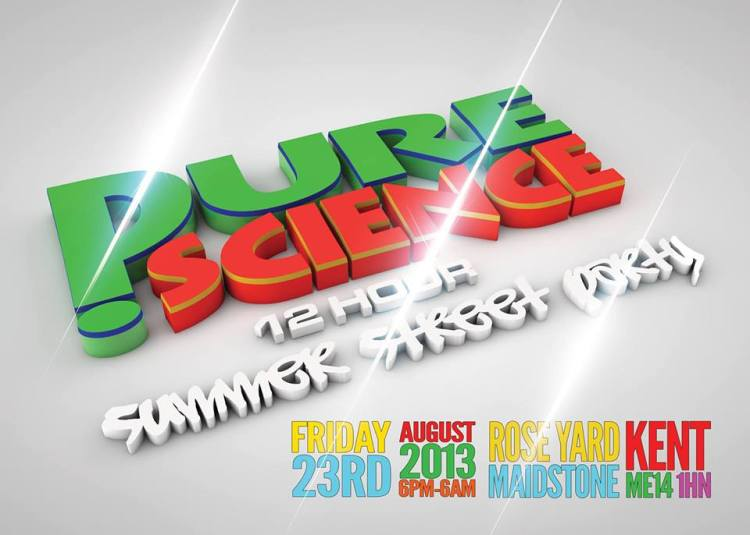 Pure Science Summer Street Party