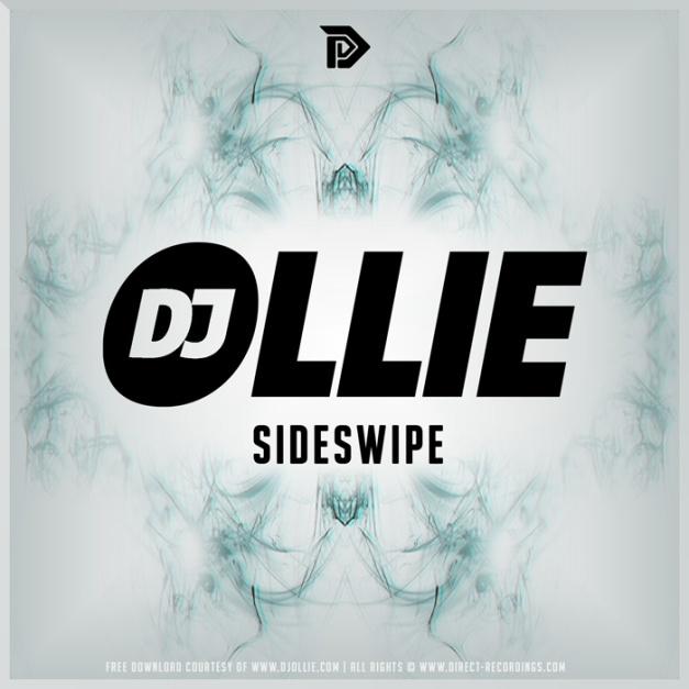 DJ Ollie - Sideswipe cover