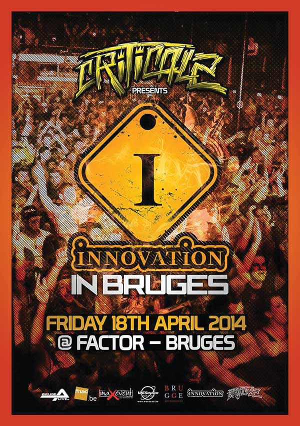Innovation & Criticalz In Bruges
