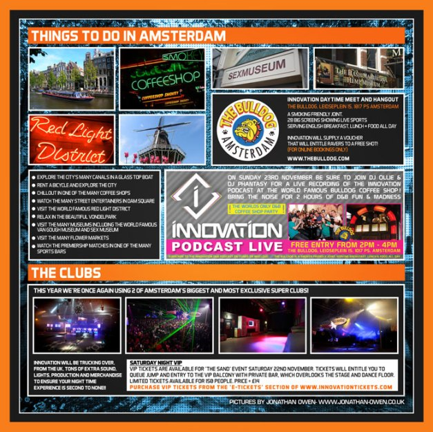 Innovation In The Dam 2014
