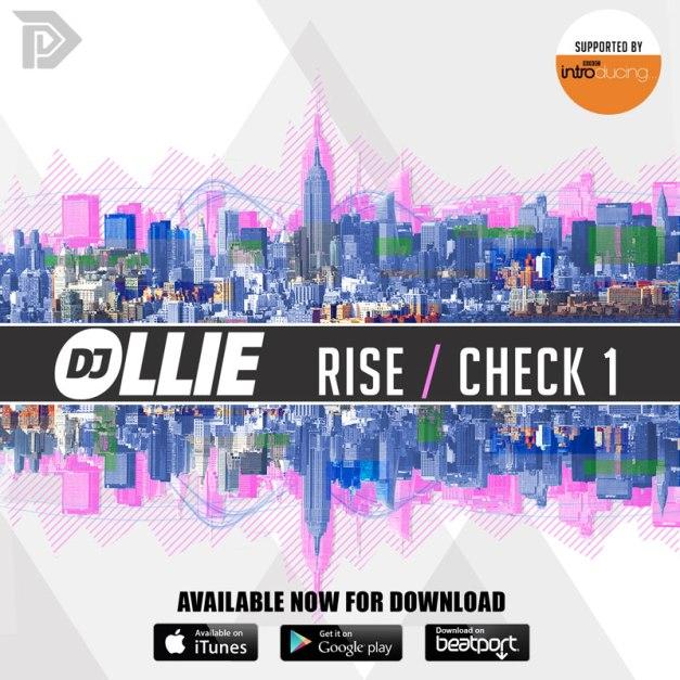 DJ Ollie - Rise / Check 1