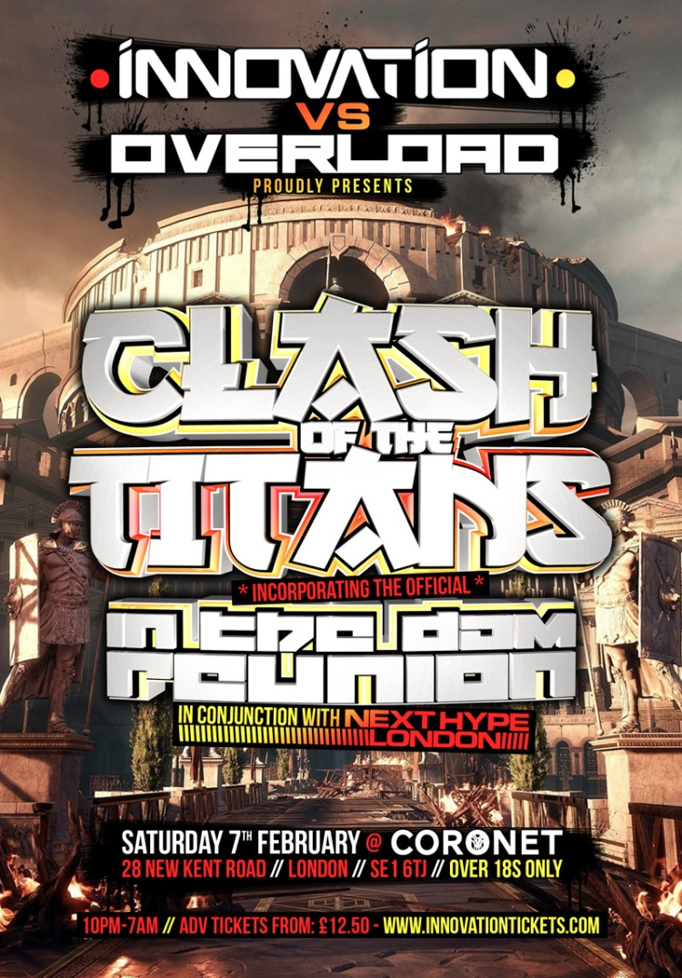 Innovation & Overload - Clash of the Titans