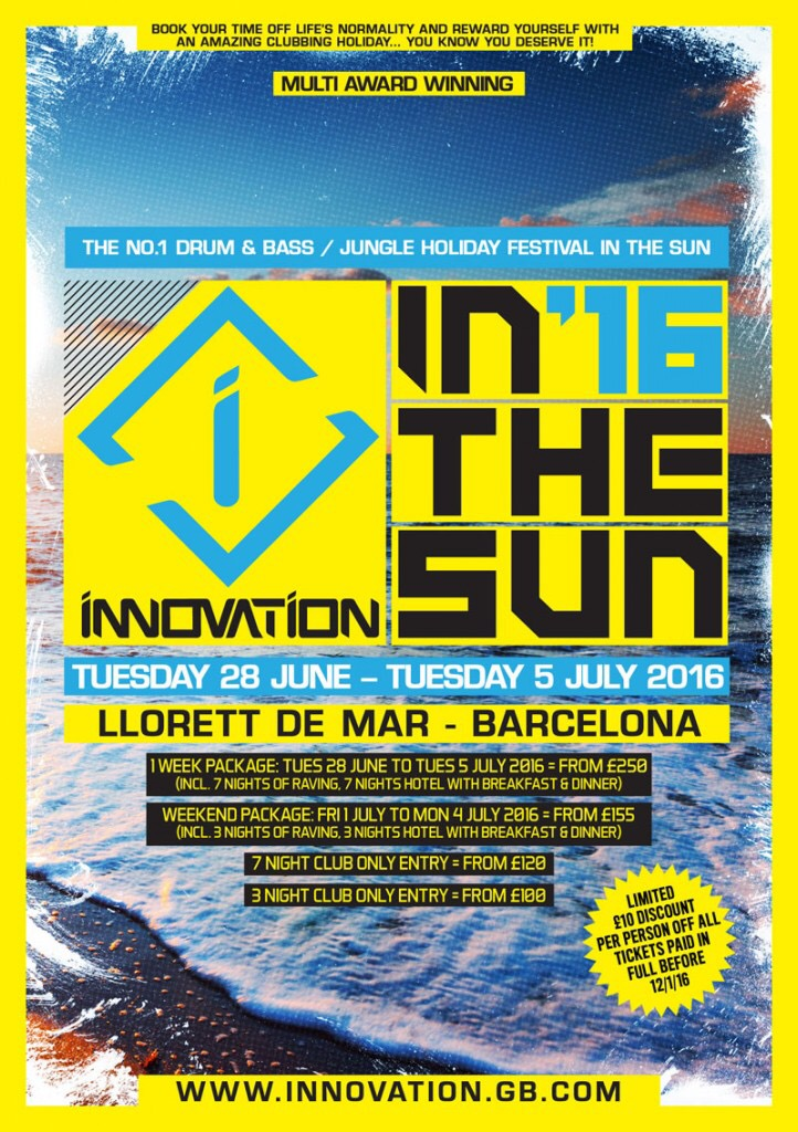 Innovation In The Sun 2016