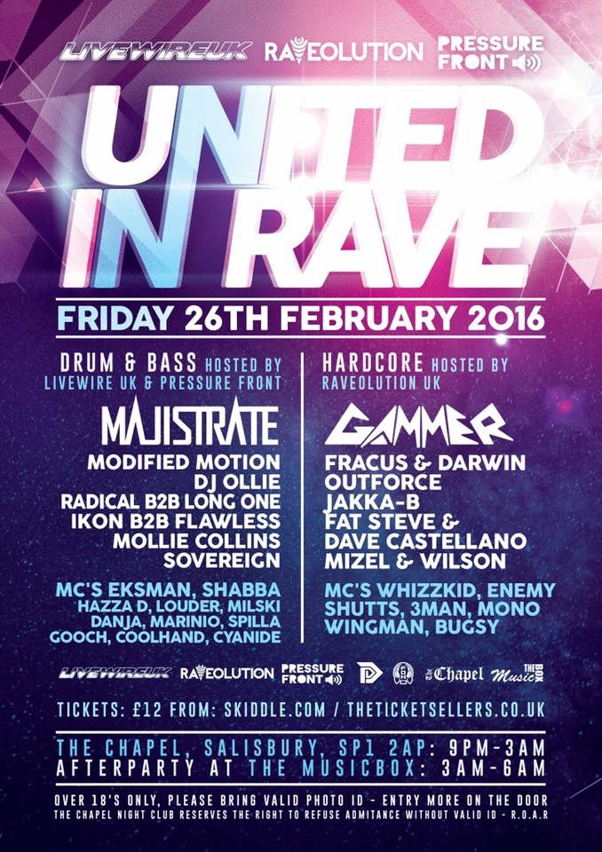 United In Rave