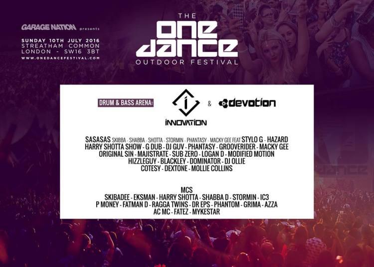 One Dance 2016