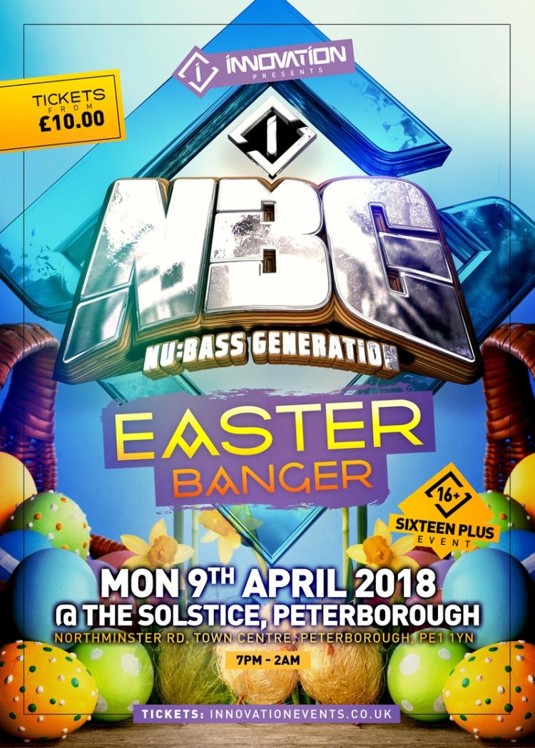 NBG Easter Banger front