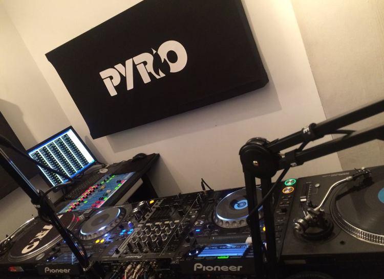 pyro-studio